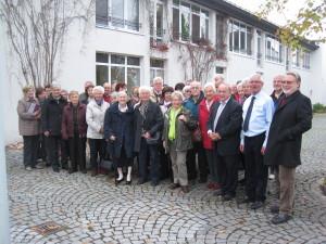 Seniorenclub 2015 in Sybillenbad